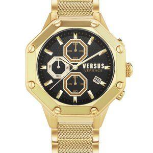 Versace Versus 45mm Gold Kowloon Watch